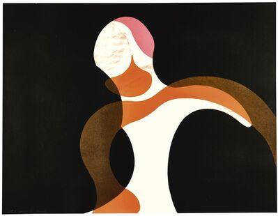 Howard Hodgkin, 'Girl at Night', 1968