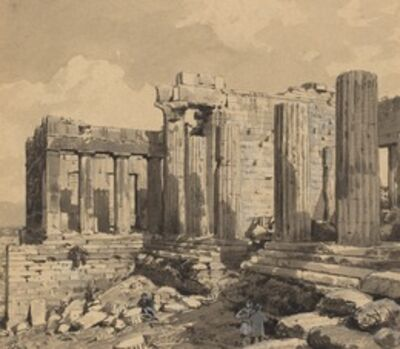 Themistocles von Eckenbrecher, 'Propylaeum', 1890