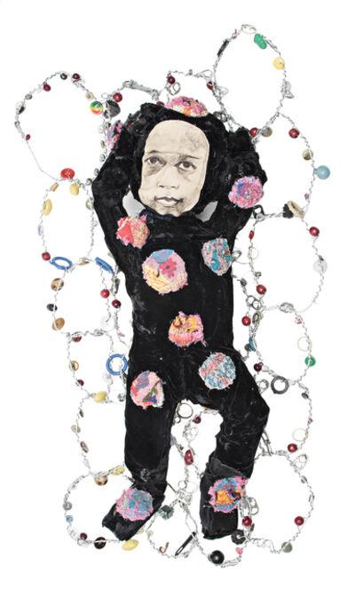 Marita Dingus, '3D BABY', 2002