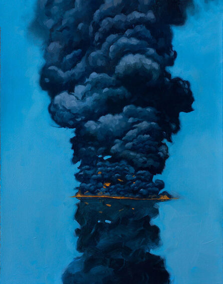 Scott Waters, 'He passed the stages of his age and youth, entering the whirlpool.', 2014