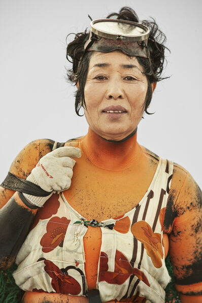 Hyung S. Kim, 'Kang Sunok', 2014