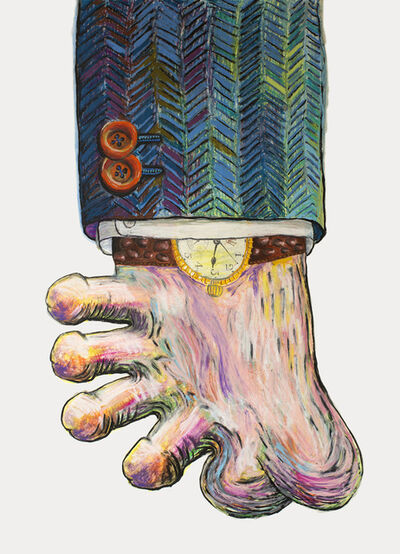 Memed Erdener a.k.a. Extrastruggle, 'Hand of the State', 2017