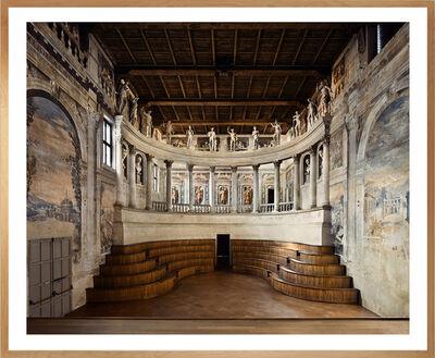 Ahmet Ertug, 'Teatro all'Antica, Sabbioneta', 2016