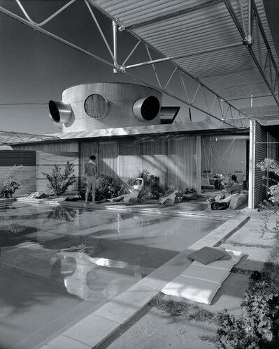 Julius Shulman, 'Albert Frey, Frey House, Palm Springs, California', 1999