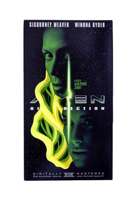 Charles Clary, 'Alien Resurrection #1', 2019-2020