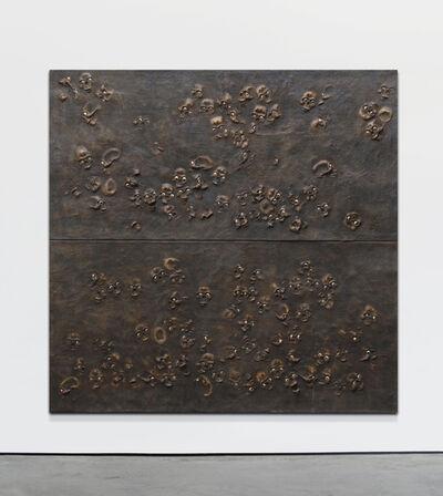 Jake & Dinos Chapman, 'Skull Wall Panel', 1999