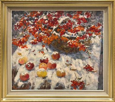 Gennady Bernadsky, 'First snow', 2004