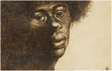 Charles White, 'Abide', 1979
