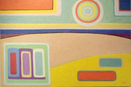 Erna Partoll, 'Morning (portals) ', 2008