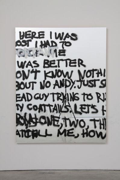 Stefan Brüggemann, 'Mirror 11', 2010