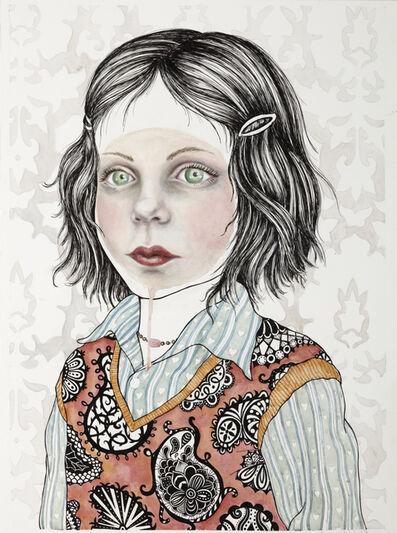 Julie Nord, 'Mia', 2012