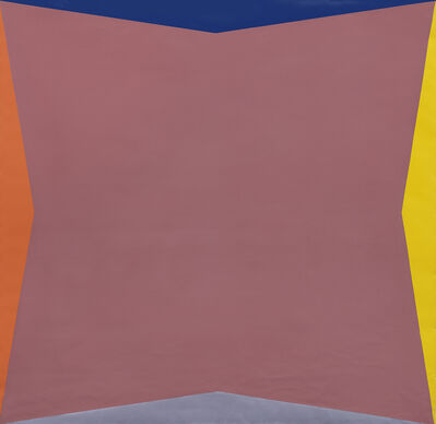 Larry Zox, 'Untitled', 1972