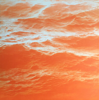 MaryBeth Thielhelm, 'Apricot Sea', 2015