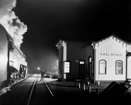 O. Winston Link, 'Birmingham Special, Rural Retreat, VA', 1957