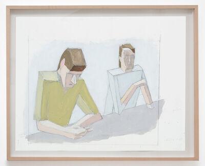 Mernet Larsen, 'Cube (Study)', 2005