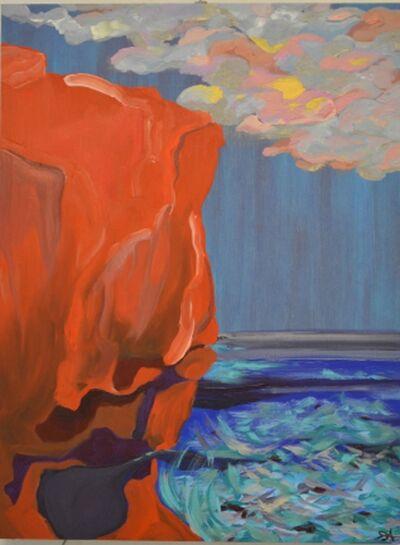 Liz Ashe, 'Dangerous Cliffs'