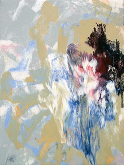 Melissa Dickenson, 'White Reverb', 2014