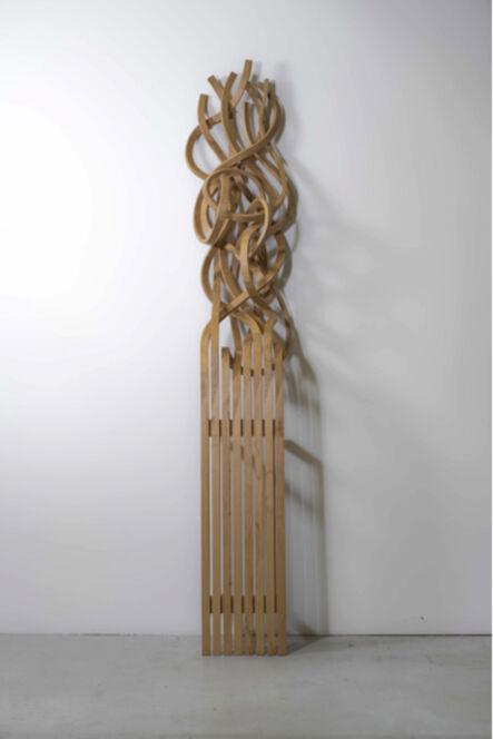 Pablo Reinoso, 'Vertical Bench', 2016