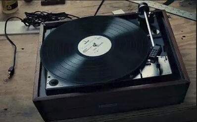Annie Leibovitz, 'Elvis Presley's Turntable, Memphis, Tennessee', 2001