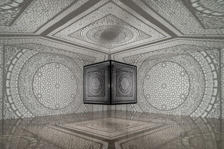 Anila Quayyum Agha, 'Intersections', 2015