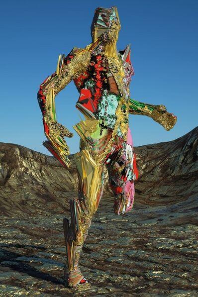 Shamus Clisset, 'Gold Future (Cripple)', 2015