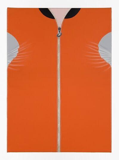 Jan Murray, 'Jersey (Orange)', 2014