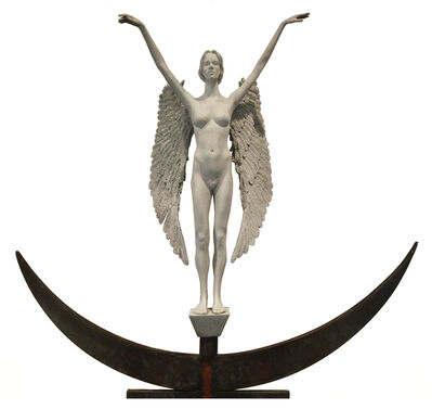 Don Gale, 'Winged Victory (Crescent Moon)', 2002