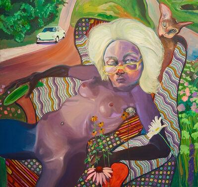 Ndidi Emefiele, '@Pleasure garden', 2021