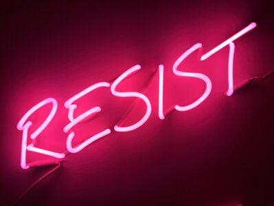 Indira Cesarine, 'RESIST (NOW)', 2018