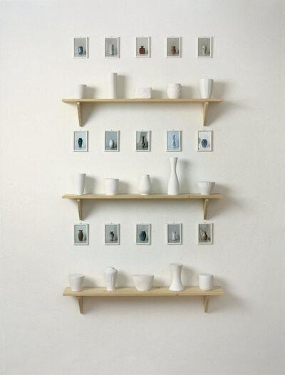 Timm Ulrichs, 'Form und Inhalt (15 x 1 Liter)', 1982-1992