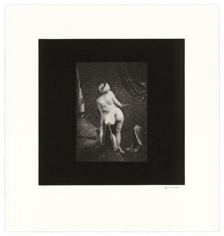 David Lynch, 'Distorted Nude Photogravure #11', 2021
