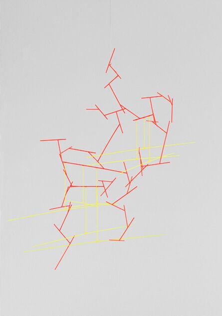 Knopp Ferro, 'Linienschiff E 22:41', 2016