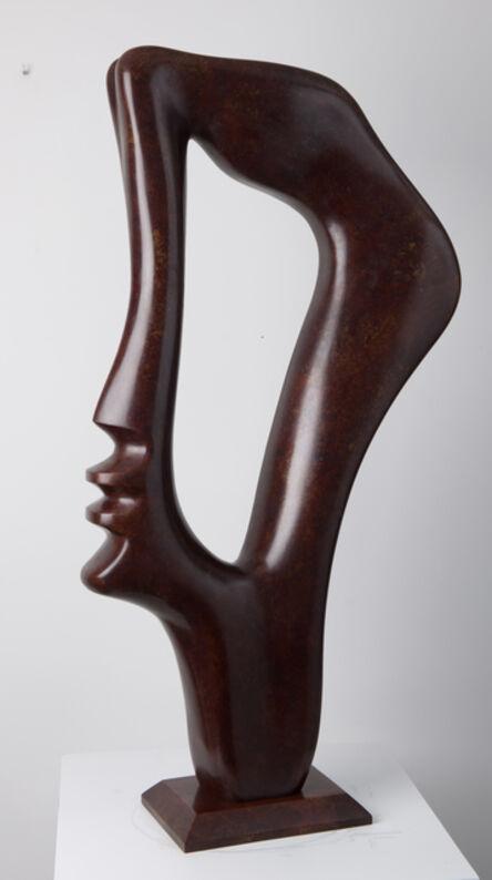 Alfred Basbous, 'Profile', 2004