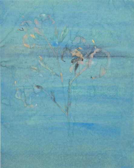 Makoto Fujimura, 'Consider the Lilies Belle Mead 看那百合花 ─  貝勒米德', 2016