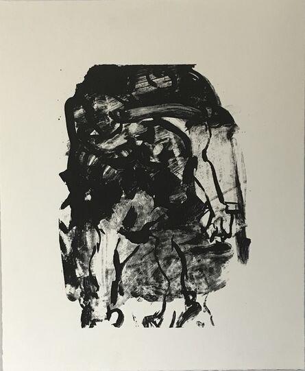 Willem de Kooning, 'Untitled (Litho #5)', 1966