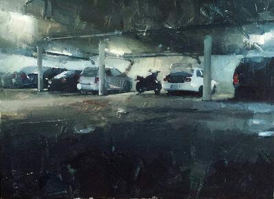 James Kroner, 'Motorino', 2017