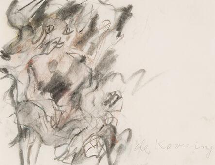 Willem de Kooning, 'Running Woman', circa 1975
