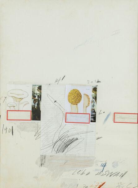 Cy Twombly, 'Natural History Part I No. I', 1974