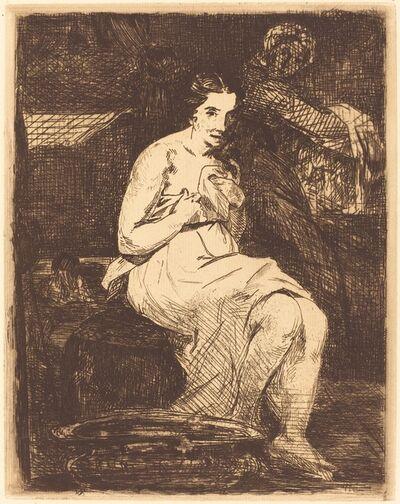 Édouard Manet, 'The Toilette (La toilette)', 1862
