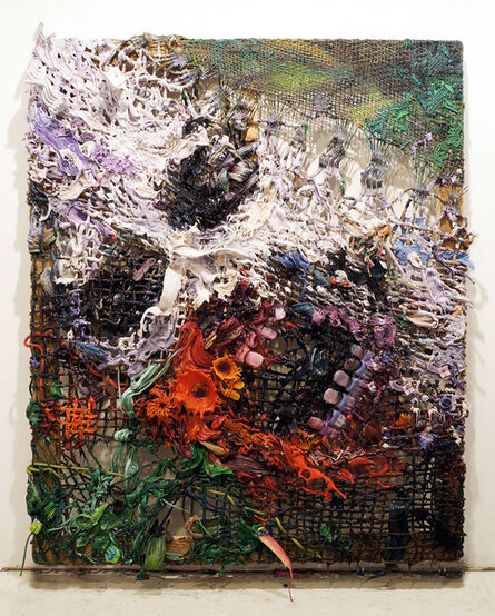 Fabian Marcaccio, 'Zombie 1', 2016