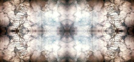"""Ellen Stagg, '""""Worship the Clouds""""', 2017"""