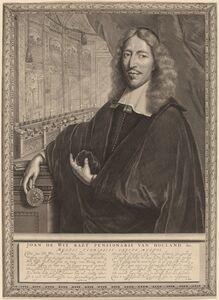 Lambert Visscher, 'Jan de Witt'