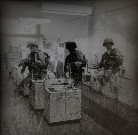 Jeffrey Silverthorne, 'Appliance store', 2012