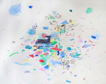 Gordon Harrison Hull, 'Tangiers', 2014