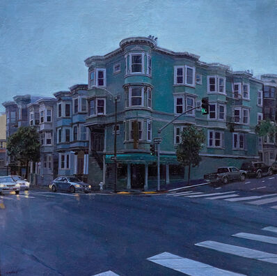 Greg Gandy, 'Pine and Franklin', ca. 2020