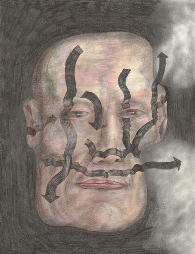 Art Paul, 'Head Study 1'