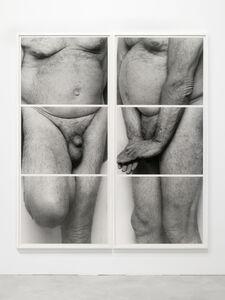 John Coplans, 'Self Portrait, Frieze No 5', 1994
