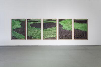 Yair Barak, 'Green Grass, Brown Soil', 2013