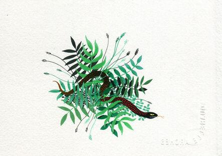 John Garrett Slaby, 'Untitled (snake 2)', 2015