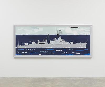 Matthew Brannon, 'USS Turner Joy', 2017